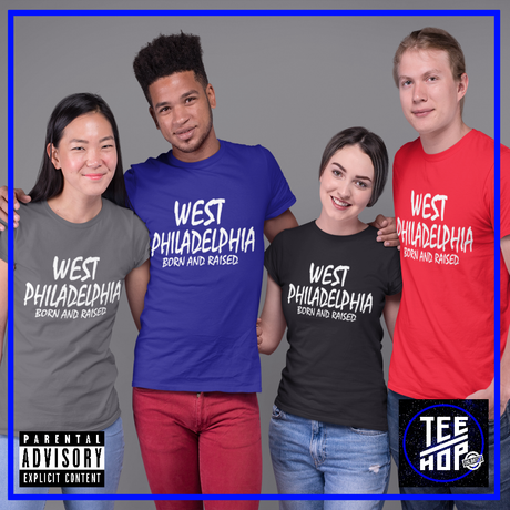 West Philadelphia (Multiple Colours)