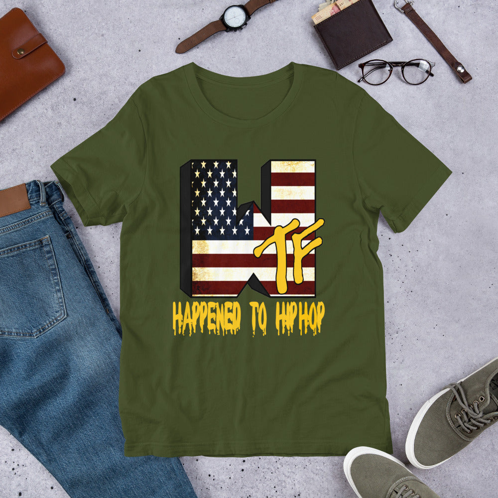 WTF USA (Multiple Colours)