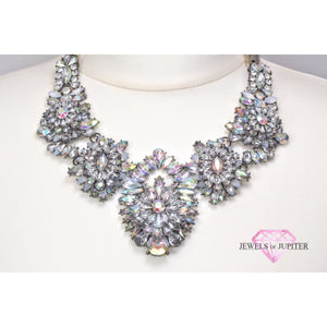 Sirius - Super-Glam Gem Necklace - Jewels of Jupiter