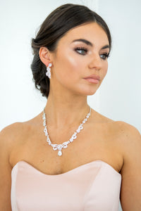 Capella Necklace & Earring set - Jewels of Jupiter