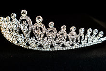 Silver Mars Tiara - Jewels of Jupiter