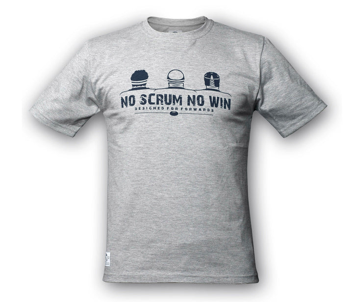 Classic Grey Rugby T-shirt