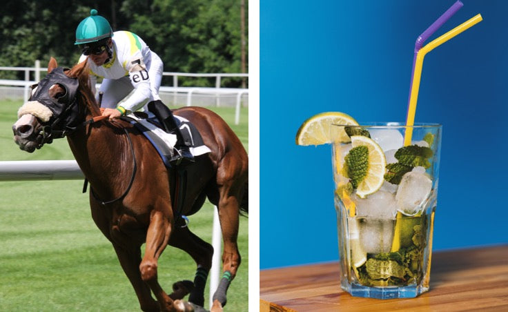 The Derby Mule is the perfect cocktail for Derby Day