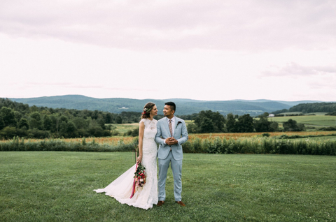 B&P Barn Wedding