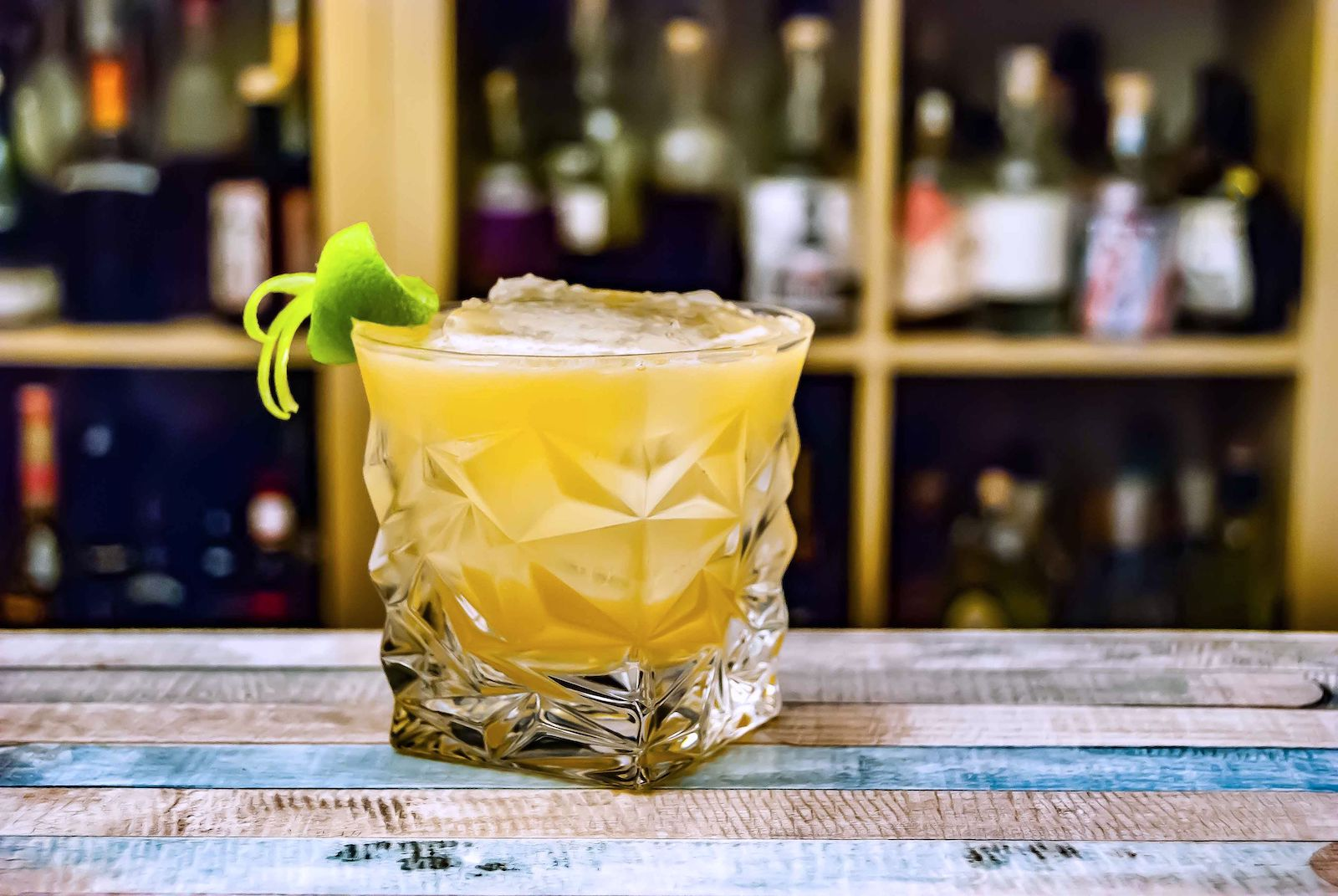 "The ""Penny"" Margarita is our favorite take on a simple classic"