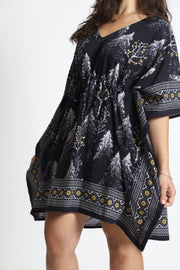 'Chill Out' Short Kaftan - Kaftan Life