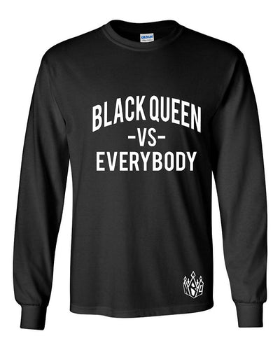 BLACK QUEEN vs EVERYBODY