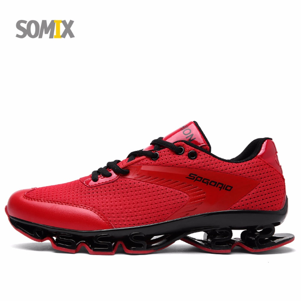 2017 Somix Breathable Damping Running Shoes