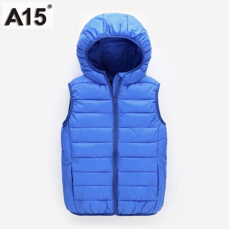 Kids Winter Jackets Boys Light 8 - 14 Year