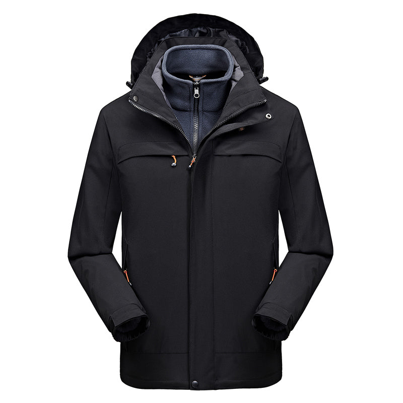 2 IN 1 Fit Jacket High Quality  Brand Waterproof JACKET