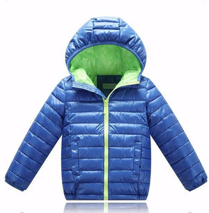 2018 Children Jackets For Boys Girls Winter
