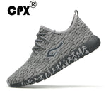 CPX mens Black super Star free flexible knit running shoes