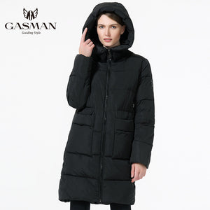 2018 Fashion Woman Winter Clothes Parka Hooded Down Jacket