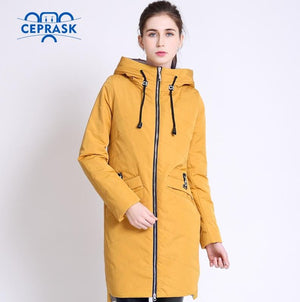 2018 High Quality Women's Coat Spring Autum Female Windproof Thin