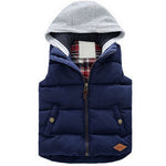 Vests Children Hoodies Warm Jacket Baby