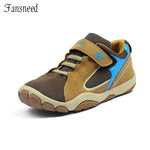 2018 child sport shoes scrub genuine BOY