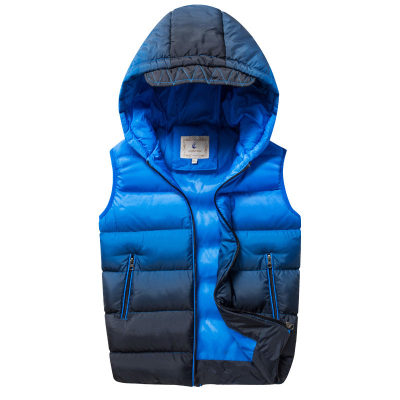 WinterVest for Boys 7-15Y