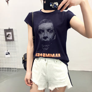 2018 new fashion Hip hop casual summer short female Women's