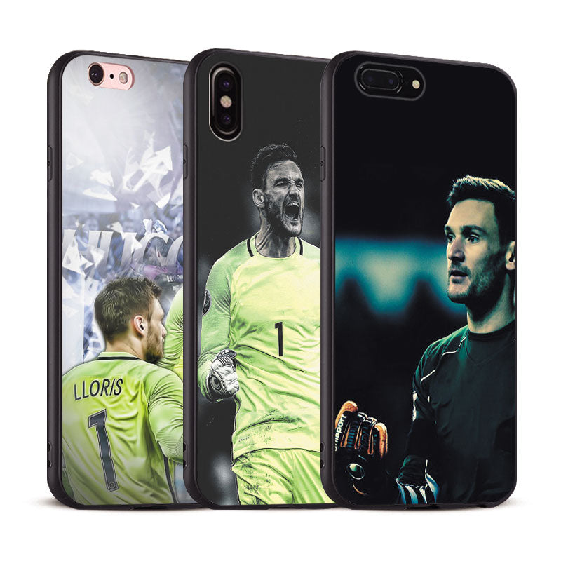 Hugo Lloris Coque Coque Cool Phone Case For Apple IPhone X 8Plus 8 7Plus 7 6SPlus 6s 6Plus 6 Se 5s 5 Soft \