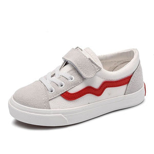 2018 Canvas Children Shoes Sport Breathable Boys Sneakers Brand Kids Shoes for Girls