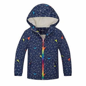 2017 New Children's Spring Winter Jackets Boys/Girls   Coat Kids Outerwear For 4-13 T