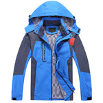 2018 New Men's Waterproof  Windpoof Jackets