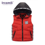 2018 Autumn and Winter Children Vest