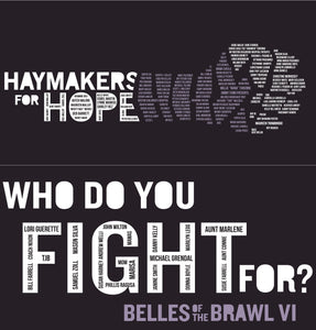 Belles VI Who Do You Fight For T-Shirt
