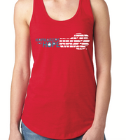 H4H WOMEN'S 4th of July Tank Top