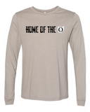 """Home of the O"" Longsleeve (3501)"