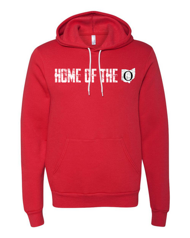 """Home of the O"" Premium Hoodie (3719)"