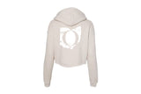 BIG O Cloud Crop Hoodie (C)