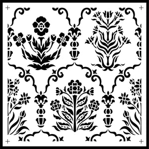 Botanical Tile