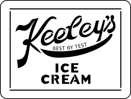 PRE-ORDER - Keeley's Ice Cream