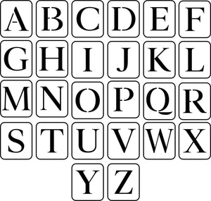 Uppercase Letters