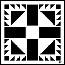 Load image into Gallery viewer, PRE-ORDER - Barn Quilt Tile