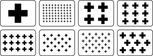 PRE-ORDER - Cross Symbol Patterns Pack