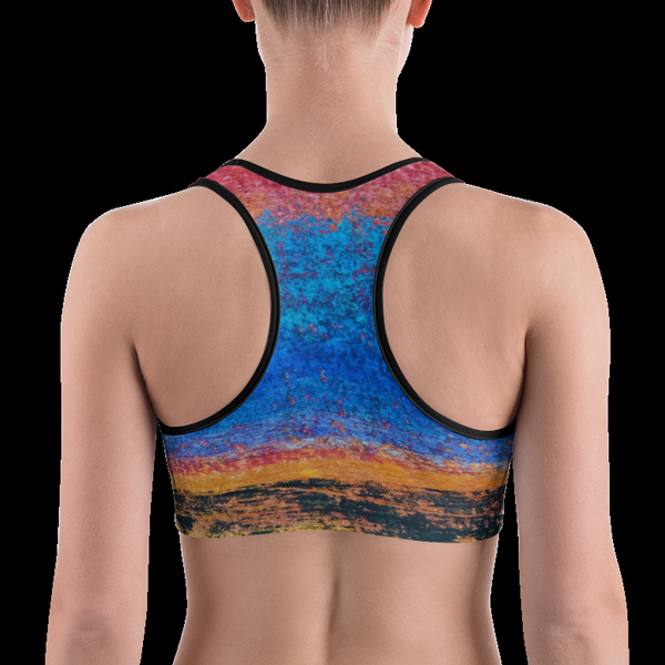 Be Bold ~ Sports Bra
