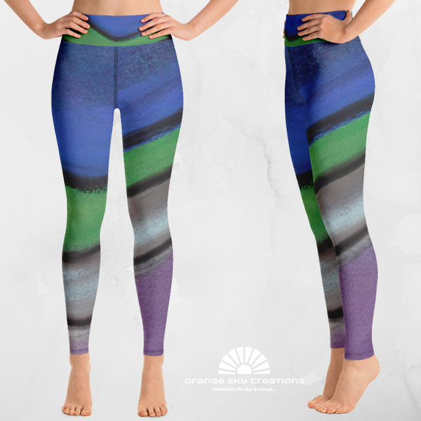 Take up Space ~ Yoga Leggings