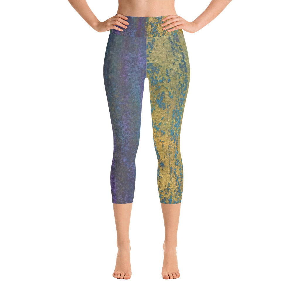 Be Unique ~ Active Capri Leggings