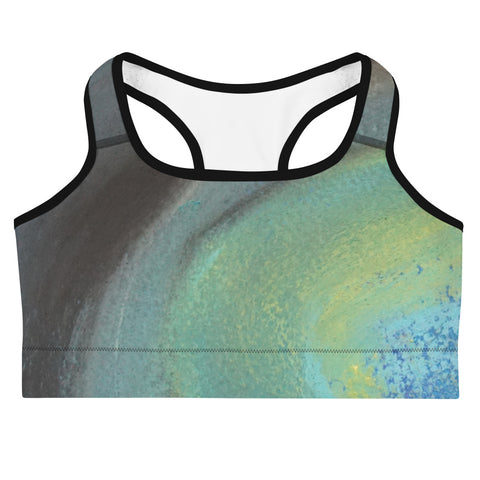 Be Curious ~ Sports Bra