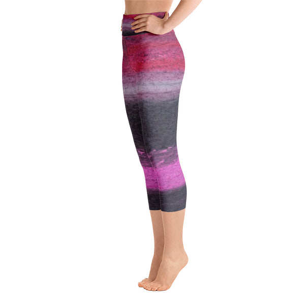 Be a Fighter ~ Active Capri Leggings