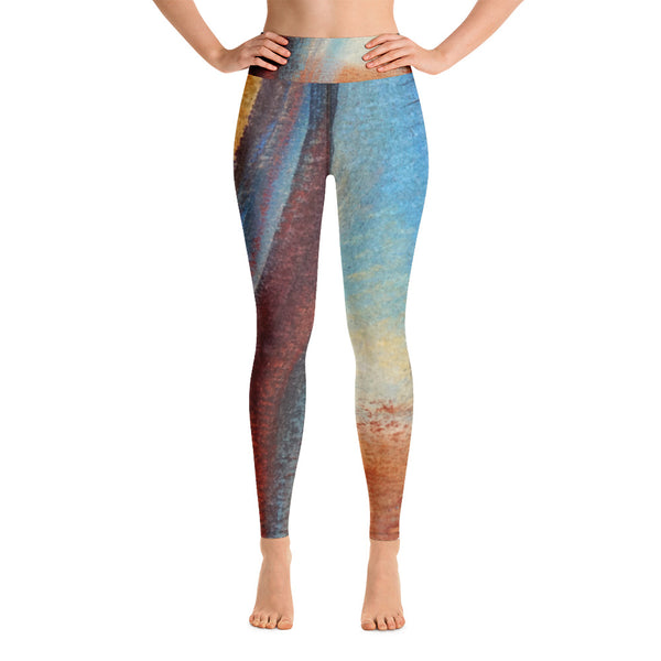 Be True ~ Yoga Leggings