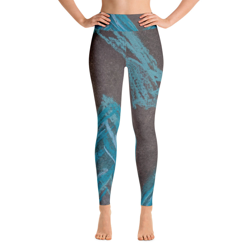 Be a Warrior ~ Active Leggings