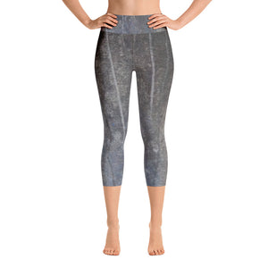 Be Faithful ~ Active Capri Leggings