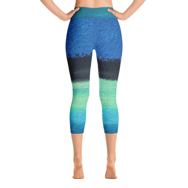 Be Persistent ~ Active Capri Leggings