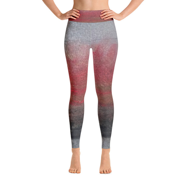 Be Brave ~ Active Leggings
