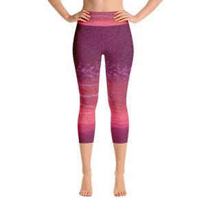 Be Kind ~ Active Capri Leggings