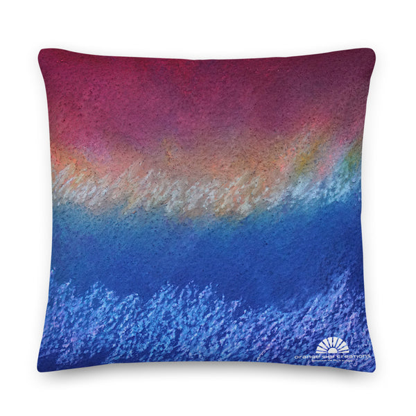 Be Present ~ Decorative Toss Pillows