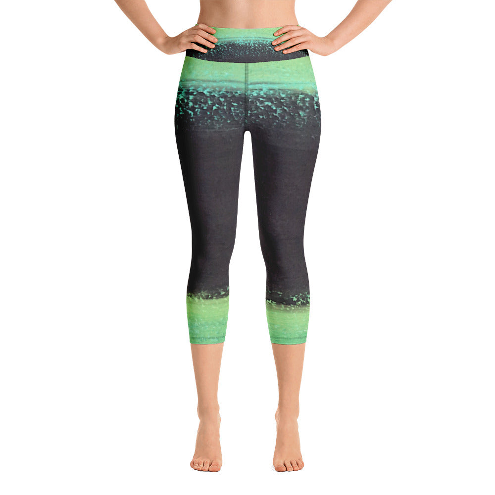 Feel Alive ~ Yoga Capri Leggings